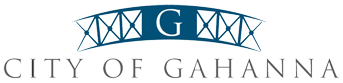 Logo for the City of Gahanna