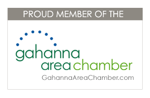 Proud Member of the Gahanna Area Chamber of Commerce